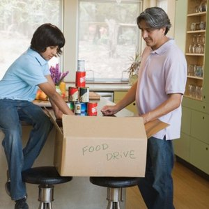 Creative Ideas for a Food Collection Drive