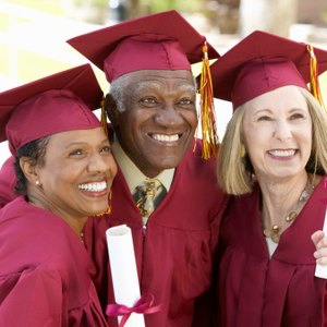 Scholarships for Over 50-Year-Olds