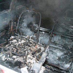 How Much Does Insurance Cover If Your Car Burns Up?