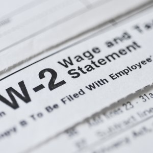 What Determines How Much You Get Back on Your W-2 Taxes?