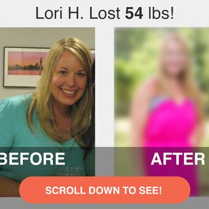 How Lori H. Lost 54 Pounds