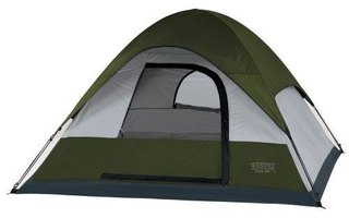 How to Set Up a Greatland 2-Room Dome Tent