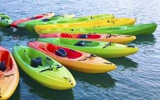 DIY: Fiberglass Kayak