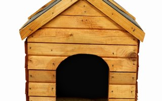 How to Build a Doghouse Door Flapper