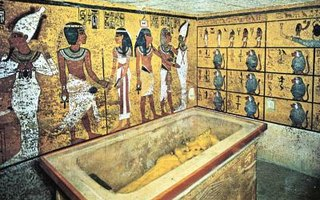 What Treasures Might Be Buried With the Ancient Egyptian Kings?