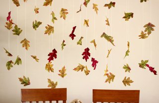 [Article Image] - Make Garlands of Falling Leaves
