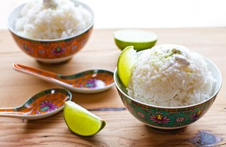 [Article Image] - Quick and Easy Coconut Rice