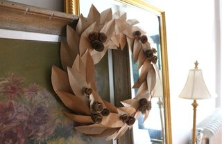[Article Image] - Make This Upcycled Fall Wreath