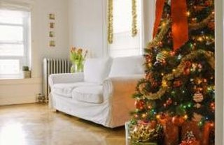 [Article Image] - Christmas Window Treatments