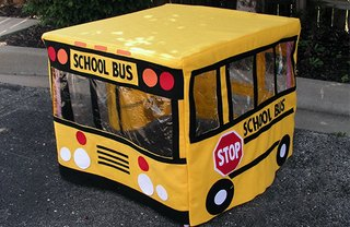 [Article Image] - A School Bus Your Kids Can Play In