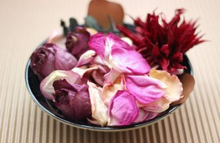 [Article Image] - Make Potpourri From Dried Flowers