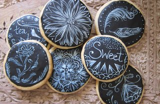 [Article Image] - Get Creative with Chalkboard Cookies