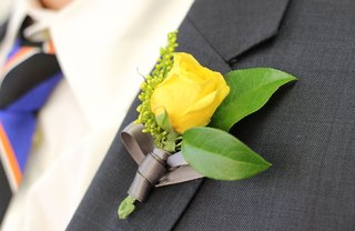 [Article Image] - How to Make a Boutonniere