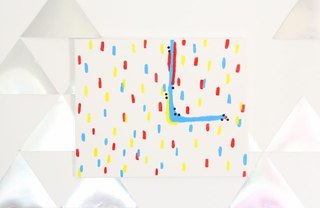 [Article Image] - DIY Kid's Abstract Art