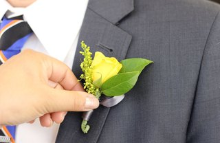 [Article Image] - How to Pin a Boutonniere