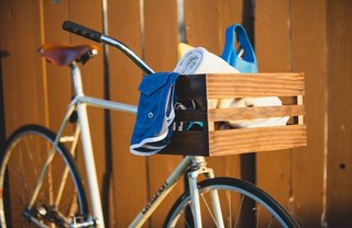 [Article Image] - How to Build a Wood Bike Basket