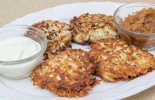 [Article Image] - How to Cook Latkes