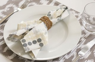 [Article Image] - DIY Linen Napkins