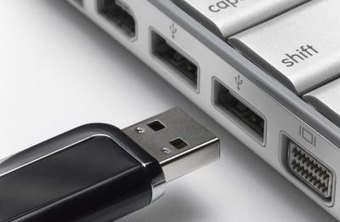 Improperly removing a flash drive can lead to the device's demise.