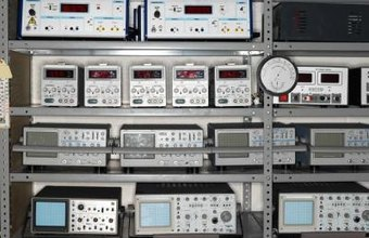Oscilloscopes are often referred to as o-scopes and graphically display electrical signals.