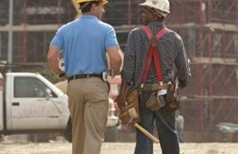 When applying for a construction job, have the right look.