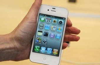 You'll need an Apple ID to download apps and content for your iPhone 4.