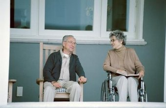 Many nursing home patients are in assisted-living facilities.