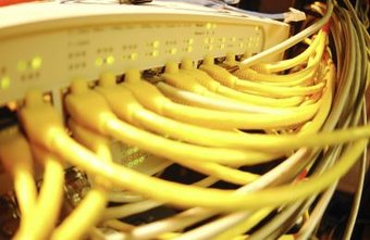 Modern Ethernet is faster than Wi-Fi.