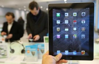 How to Connect to an Apple Server From an iPad | Chron com