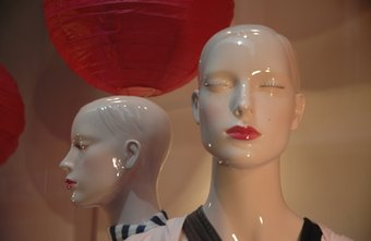Make good use of your mannequins by changing displays frequently.