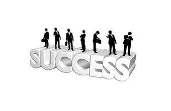 Business success is based upon many factors.