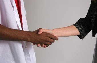 A written contract is better than a handshake deal for a sales agreement.