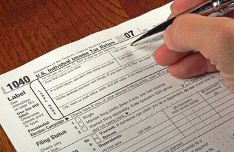 Filing business taxes requires multiple forms.