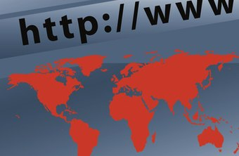 A website will give your business services company global exposure.