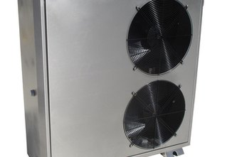 HVAC technicians install and repair cooling units.
