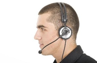 Hearing loss prevention is important for phone workers.