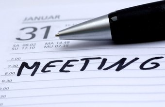 Learn how to conduct effective meetings.