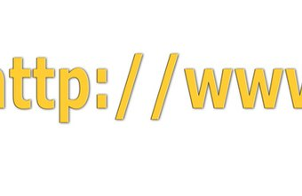 Domain names should be purchased along with a web hosting package.