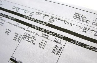 Include the employee's pre-tax and Social Security deductions on her pay stub.