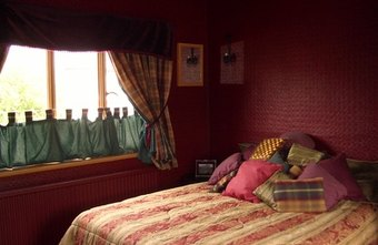 B&B rooms should be pleasant and comfortable.