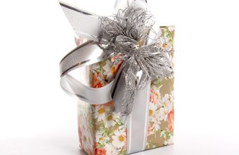 Creatively decorating corporate gifts promote your company image.