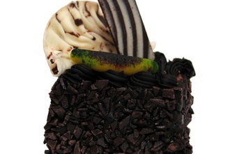 Tempt customers with decadent cakes offered by your cake company.