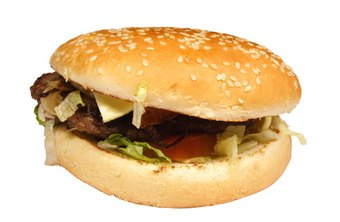 Hamburger restaurants often use a franchise model.