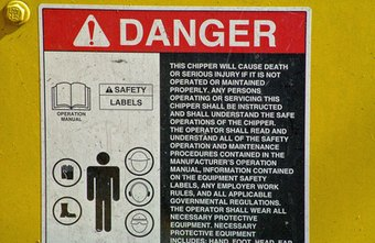 There are many things to consider when it comes to health and safety.