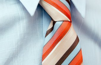 Ties may not be necessary in some workplaces.