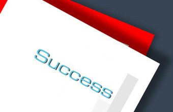 Measuring business success helps a company reach goals.
