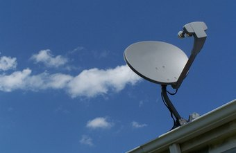 Satellite installers ensure that customers get the best reception possible.