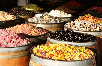 Many people enjoy eating and buying hard candies.