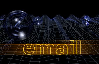 Email can be a benefit to any business.