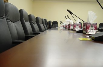 Learn how to work a room at a business meeting.